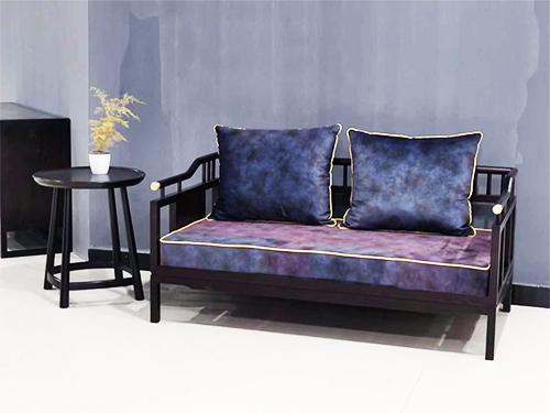 實木沙發可拆洗布藝沙發