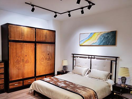 實木床雙人床