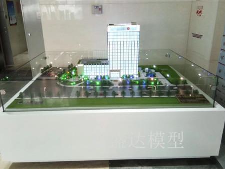 中國東信第二套展示模型交付使用