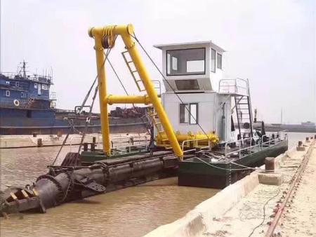 挖泥船吸泥泵的维护和保养