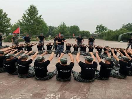 郑州企业拓展培训