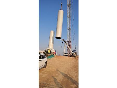 华润峡江玉峡 82MW 风电场项目