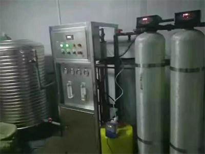 甘肃水处理设备有几种类型呢?