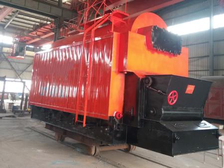 DZH生物质蒸汽锅炉
