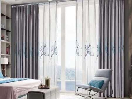兰州窗帘的安装及验收