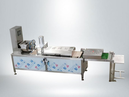 全自动压饼机