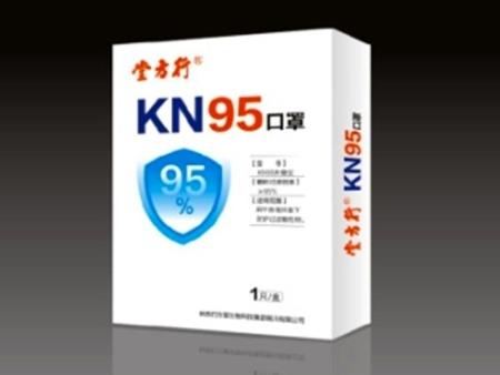 KN95口罩(1只/盒)