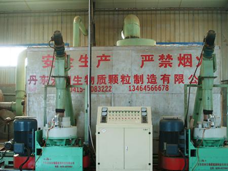 生物质颗粒生产机械