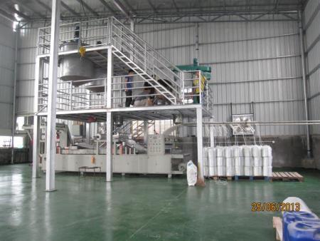 为什么百盛机械的SMC片材生产线可以保质保量的生产