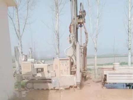 济宁泗水打井施工