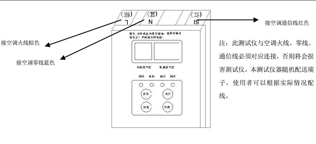 raybet雷竞技官网产品:海信HX05海信科龙变频raybet雷竞技app智能测试仪-使用说明书