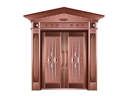 真铜门,代号:XSF-ZT03