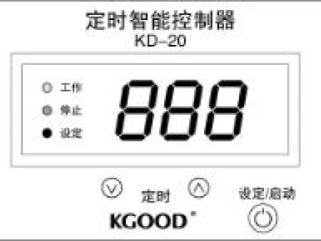 KD-20定時智能控制器使用說明