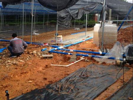 广西小基地简单滴灌设备 南宁水肥一体化灌溉工程