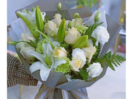鲜切花花束