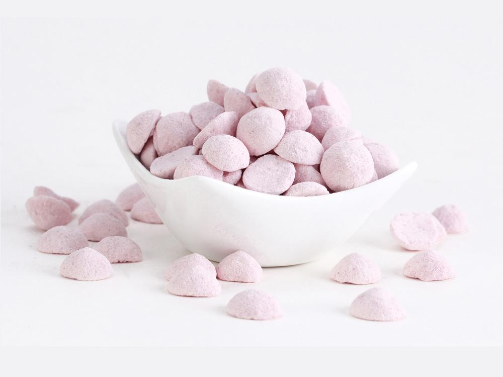 益生菌酸奶多莓溶豆