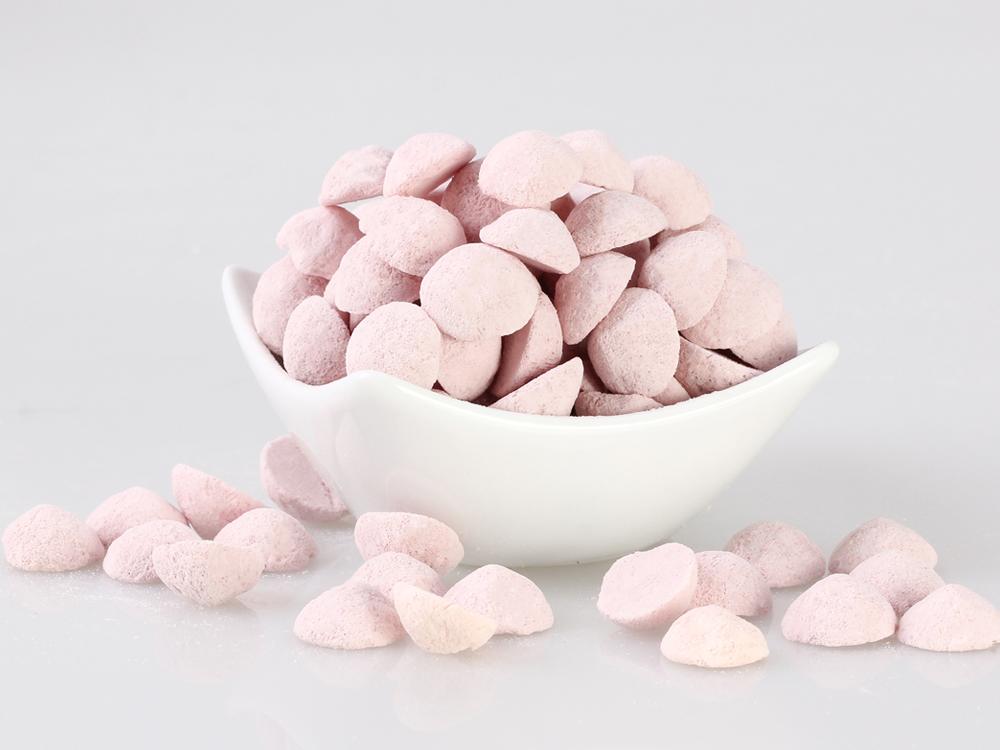 益生菌酸奶藍莓溶豆