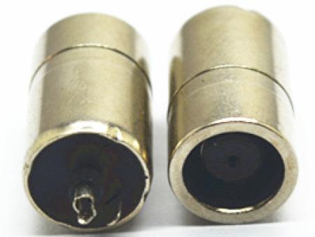 7406母座 直径10.0镀镍中心针