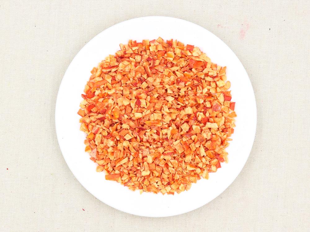 凍干紅甜椒丁