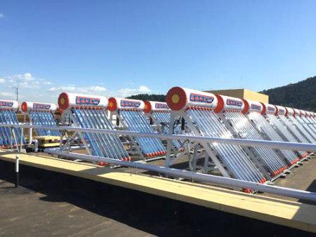 太阳能热水器在安装时应注意哪些问题