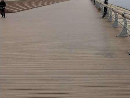 东港木塑地板工程