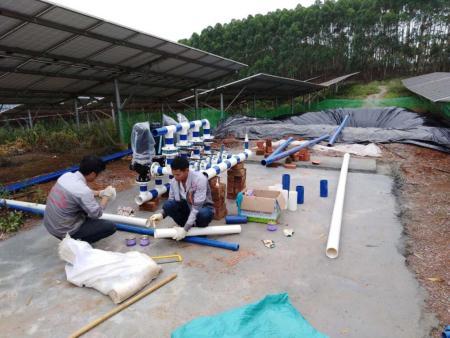 广西实用滴灌 水肥一体化灌溉设备 南宁价格参考