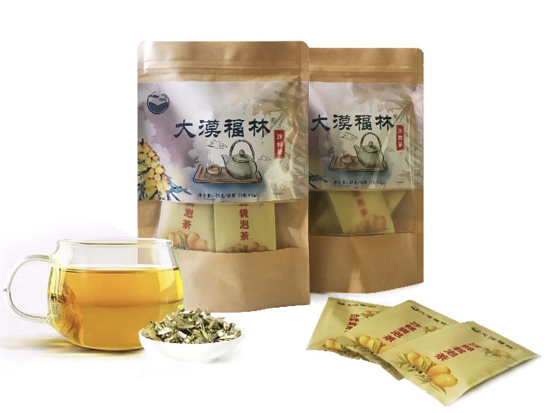 大漠福林沙棘袋泡茶(红茶)3g X 7包/袋