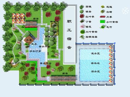 園林綠化工程|園林綠化施工的流程步驟