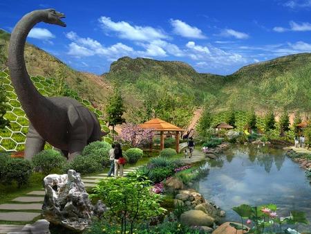 園林景觀綠化設計——水景的介紹與設計