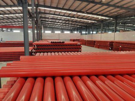 PVC、CPVC高压电力电缆保护套管施工规范
