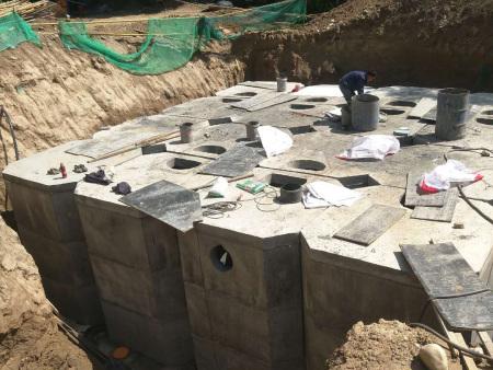 中海河山郡一期项目