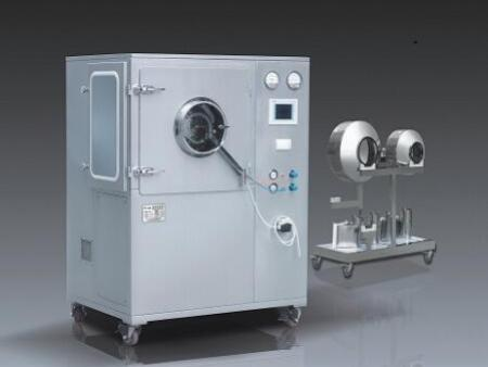50-1000克/500-3000克实验室高效包衣机