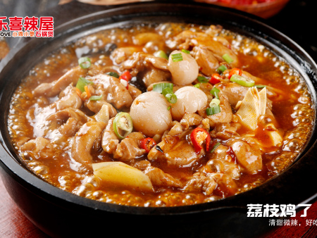 喜辣屋小鸡小鱼:怎样做石锅鱼,鱼肉片不会煮碎?
