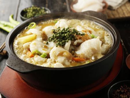 喜辣屋配方:石锅鱼的制作步骤