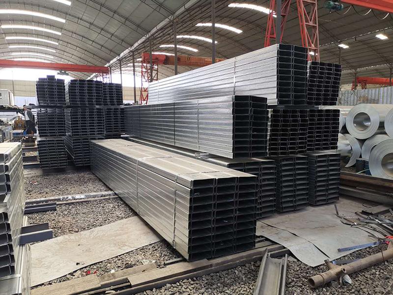兰州Z型钢厂家对于Z型钢的优点以及相关用途介绍