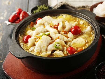 喜辣屋配方:石锅鱼的营养价值