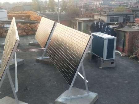太陽能異聚態熱利用系統