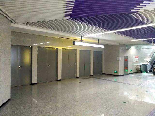 地鐵防火門安裝在什么位置能起到什么作用