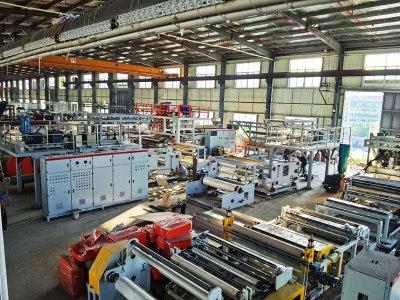 熔喷布机器|熔喷布设备|熔喷布生产线|熔喷布设备厂家-深圳市汇美达医疗器械有限公司