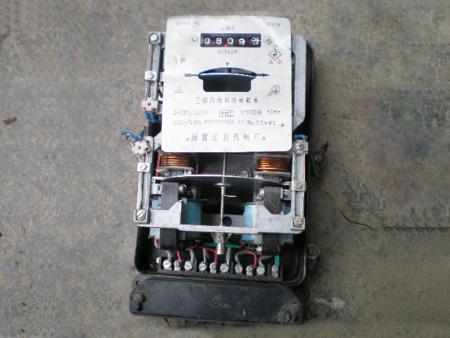回收废旧电表有什么用