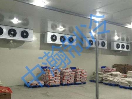 冷庫設備—冷庫制冷系統的安裝和維護
