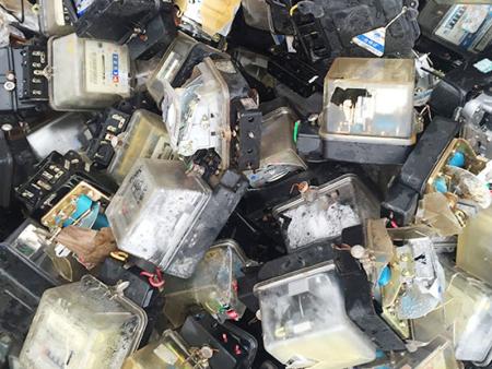 回收废旧电表是一件盈利又环保的事情