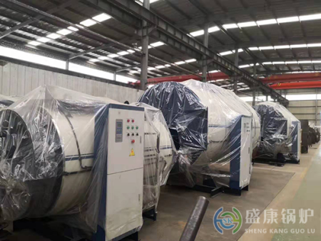 (安阳锅炉新闻)河南安阳燃煤锅炉拆除改造:为了天更蓝空气更清新
