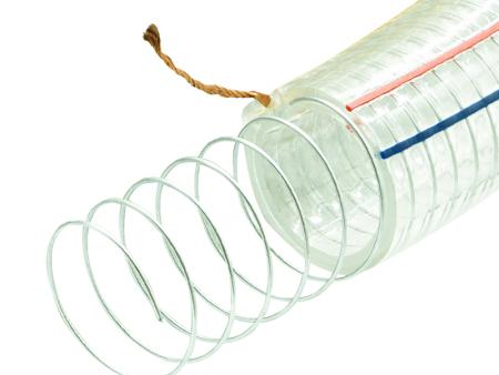 制作钢丝管的工艺特点