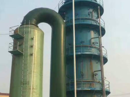 净化烟尘气体烟气脱硫塔的操作步骤