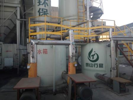 烟气脱硫塔的工作原理是什么你知道吗