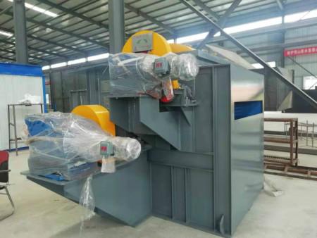 超磁分离设备发货安装现场