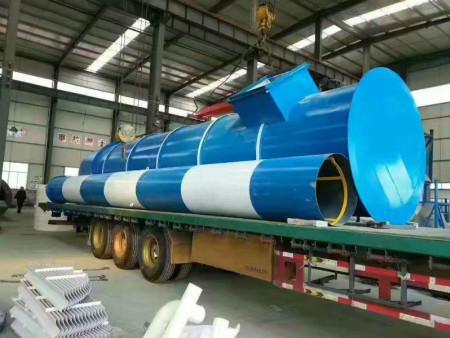 脱硫塔运行前需要检查机械设备确保水箱的水位