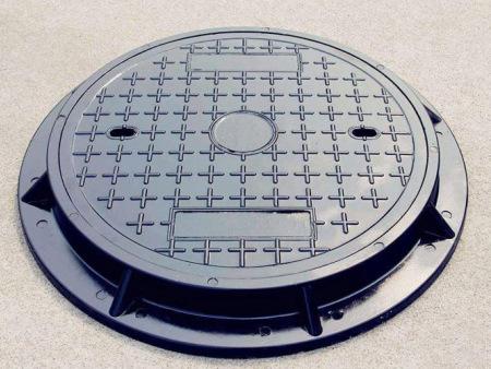 球墨铸铁井盖的应用领域和安装