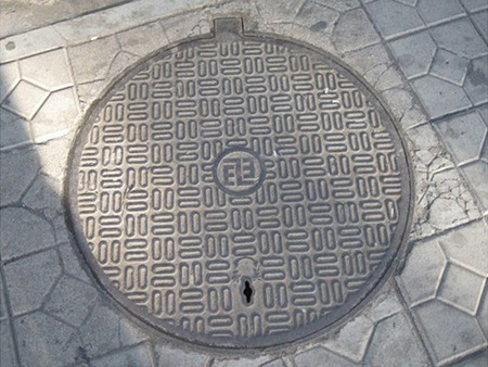 水泥井盖安装过程中需要注意的事项
